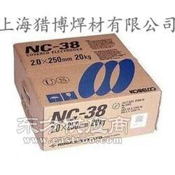 日本神钢NC-38L/E308L-16不锈钢焊条图片