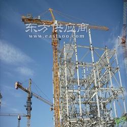 塔式起重机出口工厂图片