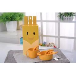 儿童餐具代理、美国进口米仔、米仔儿童餐具图片