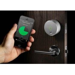 无线电子门锁品牌|华固电子门锁|深圳无线电子门锁图片