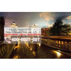 8路20A智能照明控制模块报价、广西智能照明、保乐智能图片