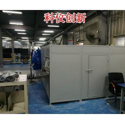 科仪创新真空,氦检漏,空调换热器氦检漏氦气回收设备图片