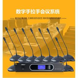 烟台手拉手会议系统,无线话筒图片