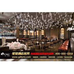 西餐厅家具_西餐厅家具品牌有哪些?天一美家_西餐厅家具定做图片