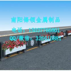 青岛市人行道护栏,南阳锋领厂家直销,人行道护栏定制图片