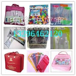 PVC床品包装袋图片