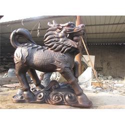 动物雕塑、公园动物雕塑、凯达雕塑(优质商家)图片