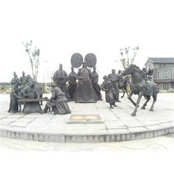 西方人物雕塑_凯达雕塑_人物雕塑图片