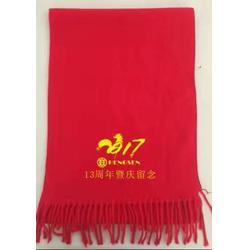 红围巾订制、茂名红围巾订制、雅曼服饰追求卓越(查看)图片