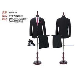 男士格子衬衫|清远衬衫|雅曼服饰质量保证图片