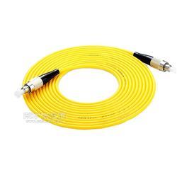力天FC-FC单模单芯光纤跳线,光纤快速连接线图片