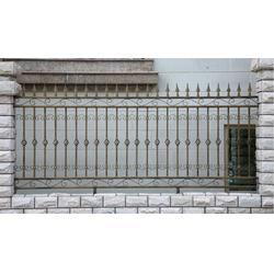 铁艺围栏、室内铁艺围栏制作、Y.K铁艺厂(优质商家)图片