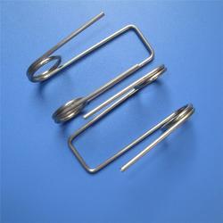 不锈钢线弹簧夹_不锈钢线弹簧夹加工厂_锐增精密弹簧图片