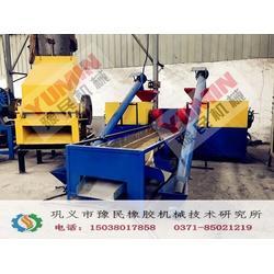 橡胶地垫粉碎机多少钱_豫民机械_郑州橡胶地垫粉碎机图片