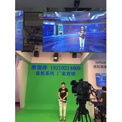 XVS1000真三维虚拟系统 虚拟抠像 虚拟演播室系统图片