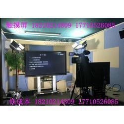 中国录课室搭建设计-专业录课室装修建设-高清录课室慕课图片