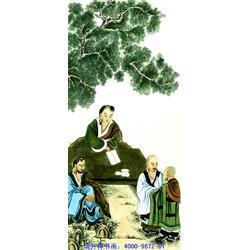 传统工笔人物画_人物画_巽斋(查看)图片