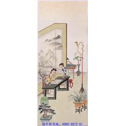 字画_河北巽斋文化传播有限公司_仿古字画制作图片