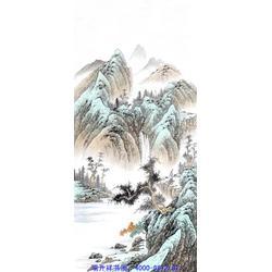 传统山水画、巽斋、武强山水画图片