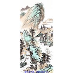 衡水山水画,巽斋,山水画图片