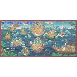 巽斋(图)|佛画欣赏|河北佛画图片