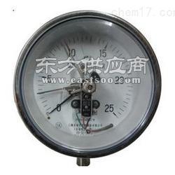 YXC-150BF不銹鋼電接點壓力表圖片
