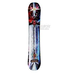 滑雪场板具介绍 单板滑雪板厂家图片