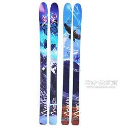 滑雪板生产厂家 双板滑雪板价钱图片