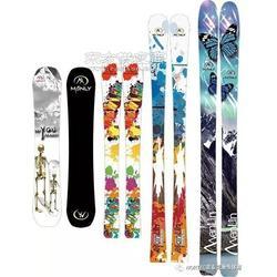 滑雪用品曼琳滑雪板厂家长期供应图片
