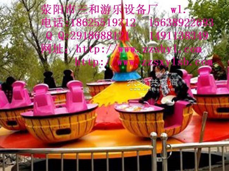 大型游乐场设施24人飞天转盘三和游乐性价比高图片