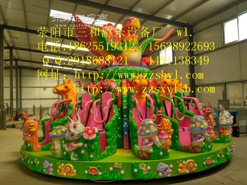16人鹦哥炫舞YGXW儿童游乐设备大型户外游乐设备鹦哥炫舞图片