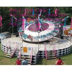 新型游乐场项目24人飞天转盘FTZP三和游乐厂家直销图片