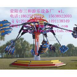 非常好玩的游乐设备16人空中射击KZSJ 空中射击游乐设备厂家图片