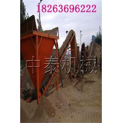 风化砂洗砂机生产线-洗砂机-中泰矿砂机械图片