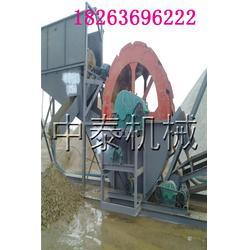 洗砂机、中泰矿砂机械、石粉洗砂机生产线图片