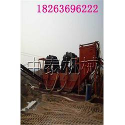 石粉制沙洗沙机械|洗沙机械|中泰矿砂机械图片