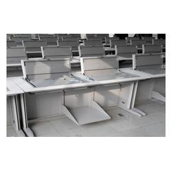 多媒體翻轉電腦桌報價-東營多媒體翻轉電腦桌-博奧(查看)圖片