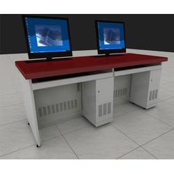 成都学校单人升降电脑桌|博奥|学校单人升降电脑桌零件图片