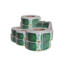 天河食品标签印刷,食品不干胶标签印刷,富燊纸业(优质商家)图片