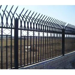 锌钢护栏生产厂家_恒泰铁艺(在线咨询)_锌钢护栏图片