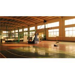 笼式篮球场_青岛市球场_渤海体育欢迎选购图片