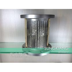 水冷模块式冷水机组不锈钢耐压金属软管性能好图片
