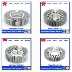 弘博鋁制品廠(多圖)專業散熱器深加工-江門專業散熱器圖片