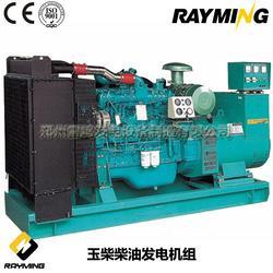 玉柴柴油发电机|【雷鸣发电】|濮阳玉柴柴油发电机设备图片