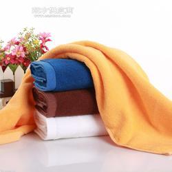 中悅毛巾 酒店賓館美容院純棉橙色藍色咖啡 定制廣告禮品圖片