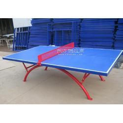 彩虹比赛乒乓球台生产厂家图片