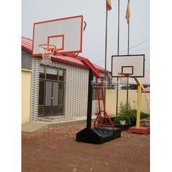地埋式标准篮球架生产厂家图片