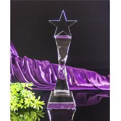 水晶奖杯_奥特水晶(在线咨询)_水晶奖杯图片