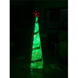 圣诞树缠绕喜力冷光片-百皆利众-冷光片图片