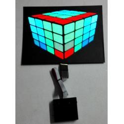 冷光片,装潢设计冷光片,百皆利众(优质商家)图片